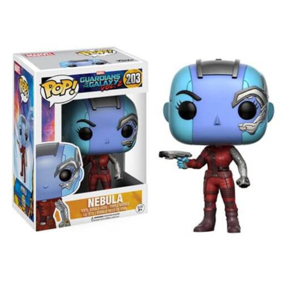 POP! Marvel: Guardians of the Galaxy  Vol 2 - Nebula Bobblehead