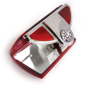 Swarovski Purse Compact Mirror