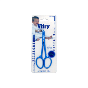 Vitry Stainless Nursing Nail Scissors