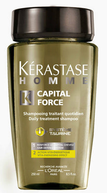 Kérastase Bain Capital Force Energetique, 250 ml