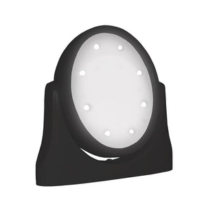 L.E.D.-Lighted Stand Mirror