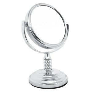 Mini Art-Deco Mirror, 10X Magnification