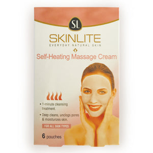 Self-Heating Moisture Mask, 6-Pack
