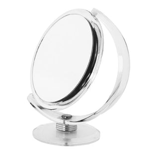 10X/1X Acrylic Crescent Stand Mirror