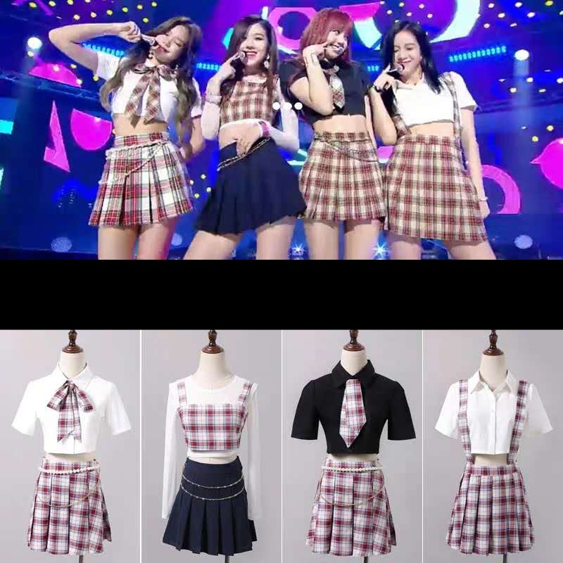 BLACKPINK As If It's Your Last Stage Outfits