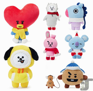 [LIMITED EDITION] BT21 Christmas Plushies