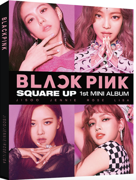 BLACKPINK [블랙핑크] Square Up Blink Box