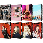 BLACKPINK Photocard Set