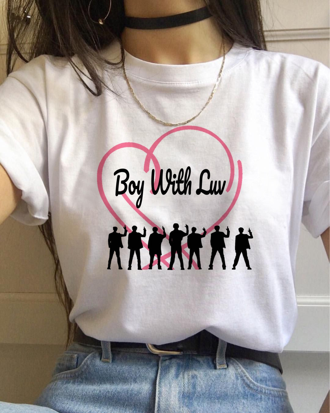 BTS Boy With Luv T-Shirt