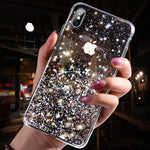 RAINBOW BRAND Sparkle Phone Case