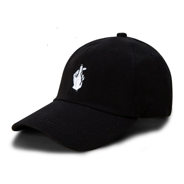 Finger Heart Baseball Cap