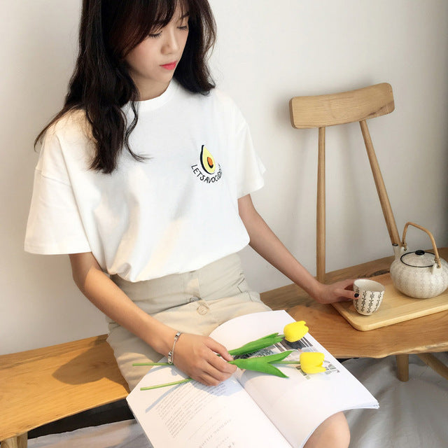 Let's Avocuddle T-shirt