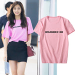 TWICE Tzuyu Welcome Home Shirt