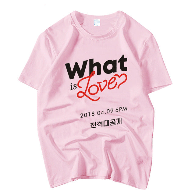 TWICE What is Love? T-shirt