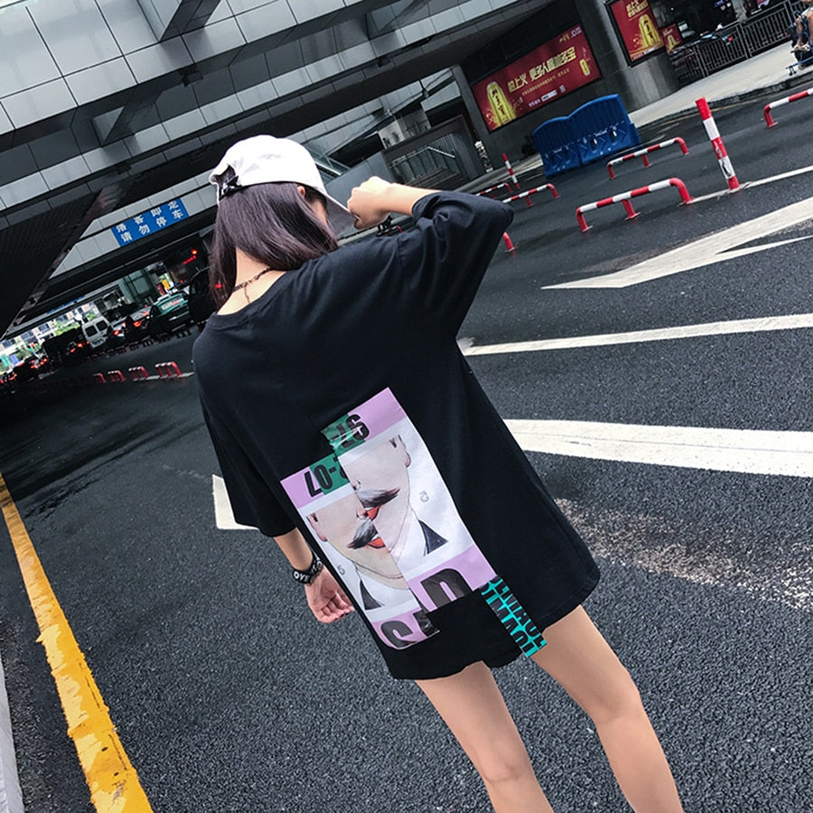 """Error"" Oversized Shirt"