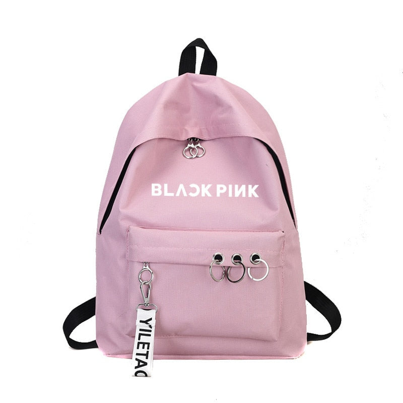KPOP BACKPACK-Blackpink, Exo, Got7,Twice, Monsta X, Wanna One, Stray Kids, Txt