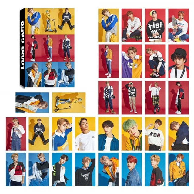 NCT 2018 Photocard Set