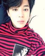 Jimin Striped Red Shirt + FREE GIFT (LIMITED TIME)