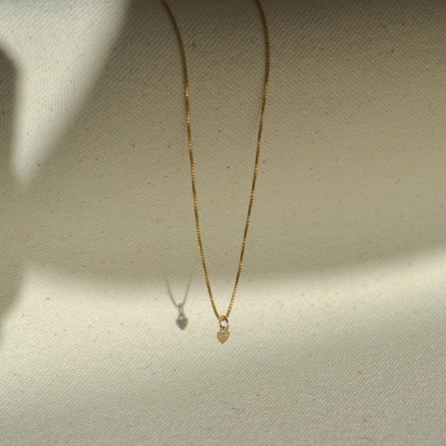Yours Truly Necklace