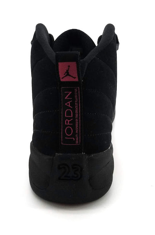 buy popular 5fb7b 35e56 Jordan 12 Retro Black Rush Pink – talkmoney730