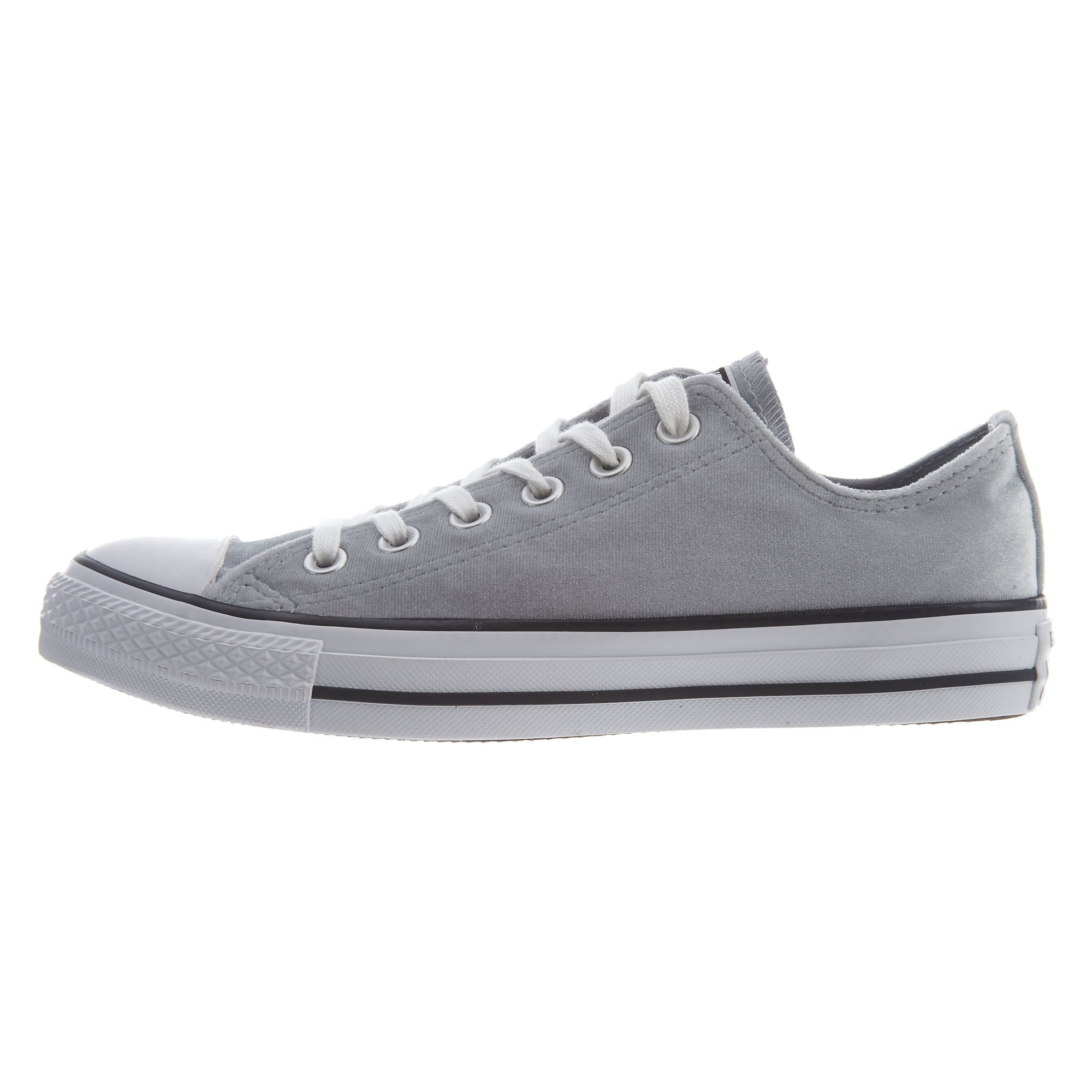 7824249a53be Converse Chuck Tailor All Star Ox Womens Style   557990f-WOLF GREY WHI –  talkmoney730