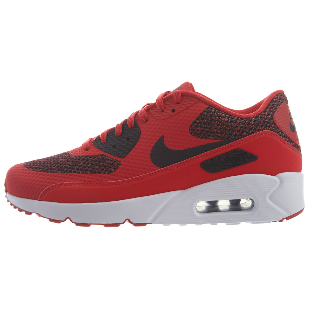 brand new c2dc6 d347c Nike Air Max 90 Ultra 20 Essential Lifestyle Shoes University Red Mens  Style  875695