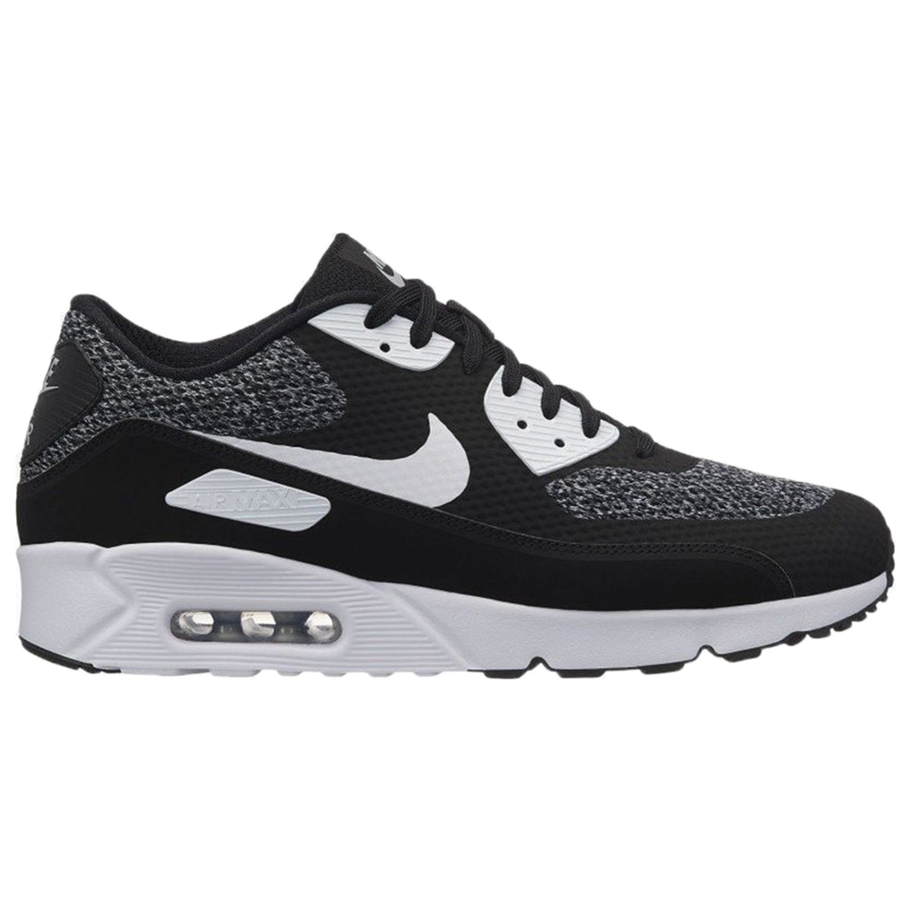 the best attitude 102c9 fbd0d Nike Air Max 90 Ultra 20 Essential Lifestyle Black Shoes Mens Style  875695