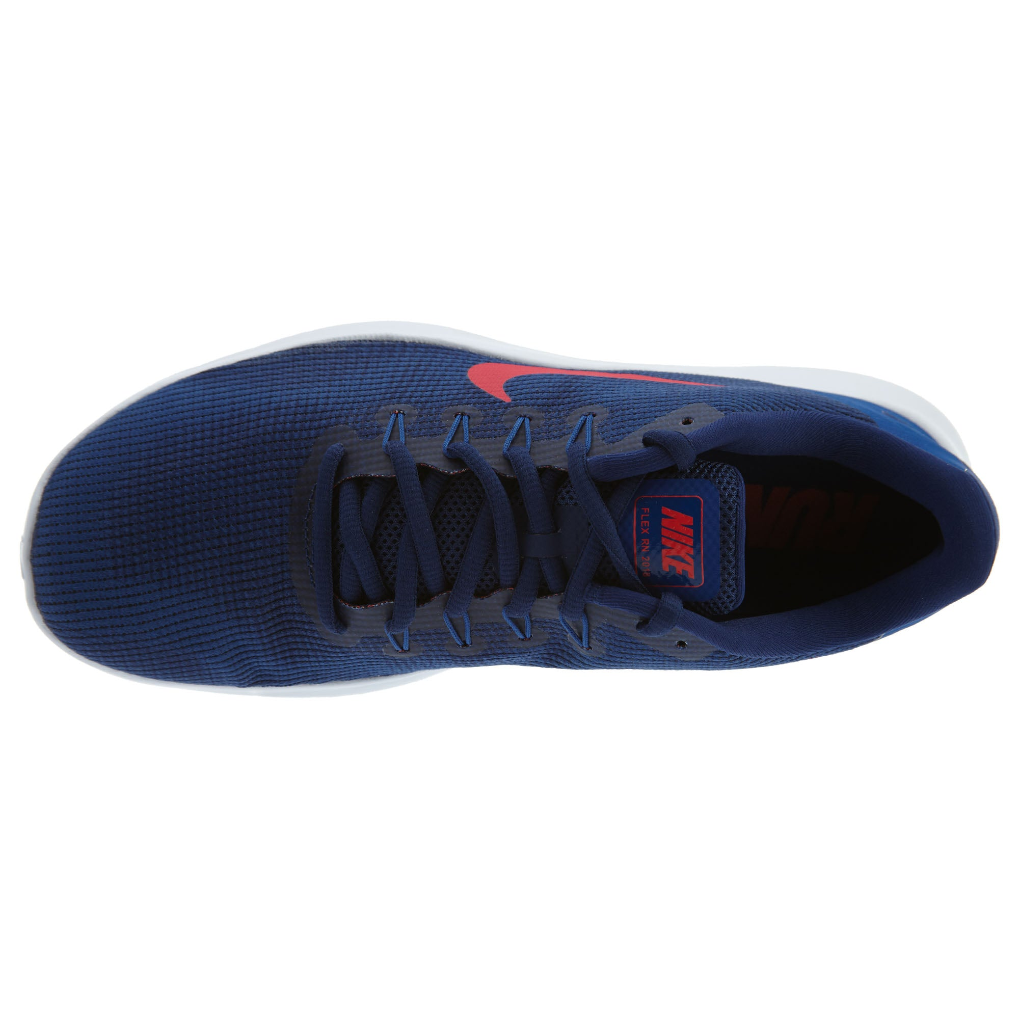 7bd9318cc4e82 Nike Flex 2018 Rn Mens Style   Aa7397-403. NIKE   Athletic Shoes   Sneakers