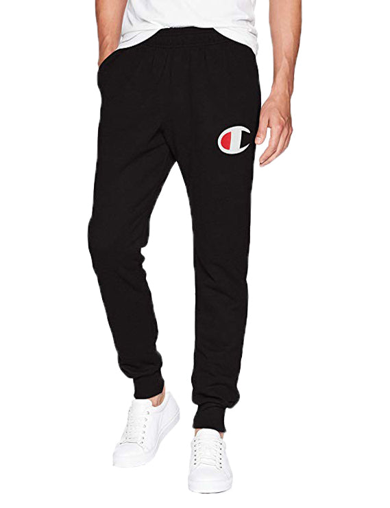 huge discount c51f9 40336 Champion Powerblend Fleece Jogger Mens Style   Gf22h