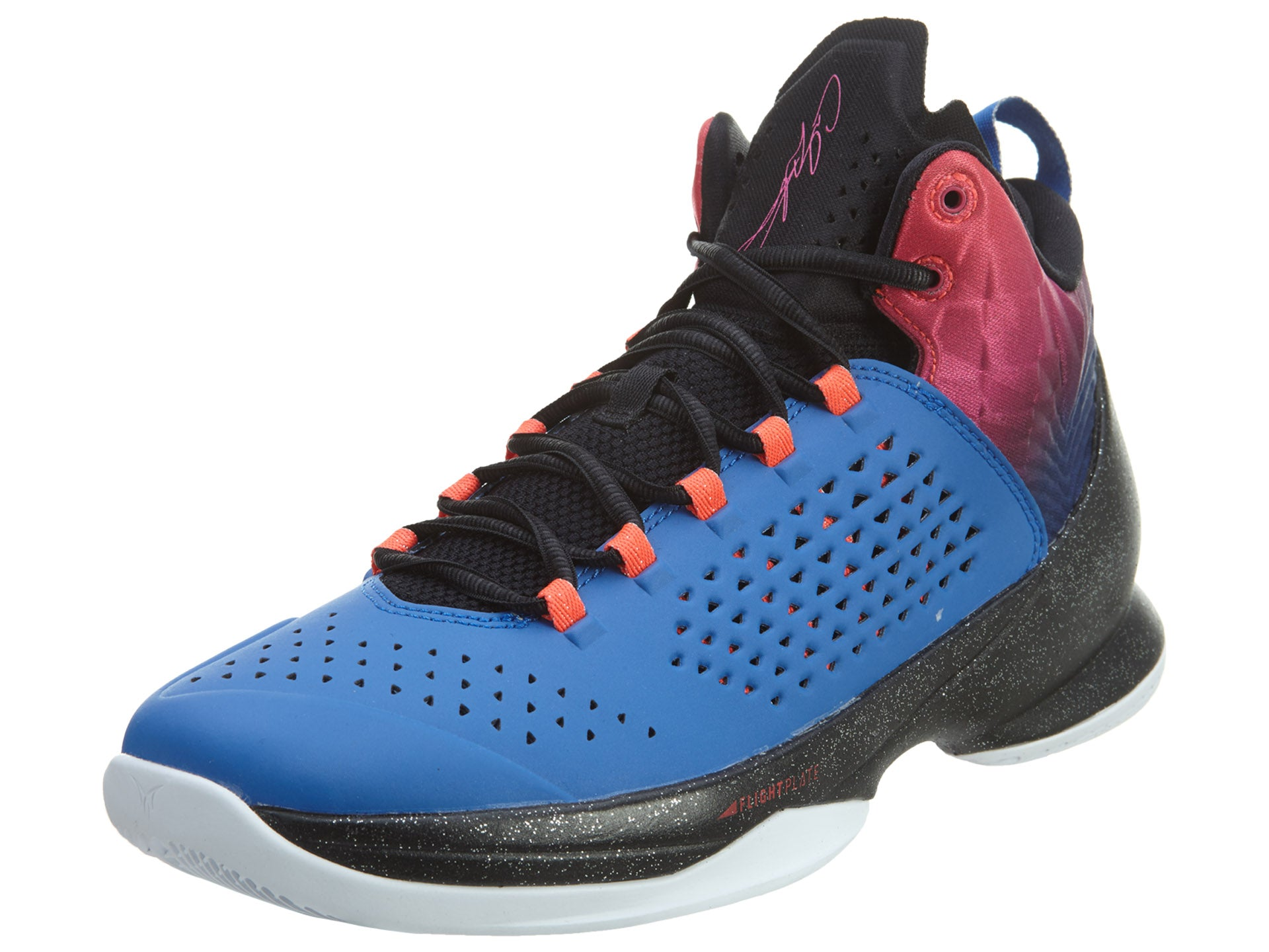 dea96d1aad8a Jordan Melo M11 Gym Royal Metallic Silver-Black-Frbrry – talkmoney730