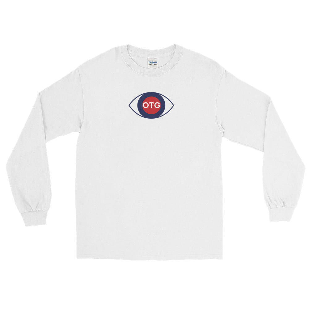 OTG Classic Eye Logo Long Sleeve T-Shirt White