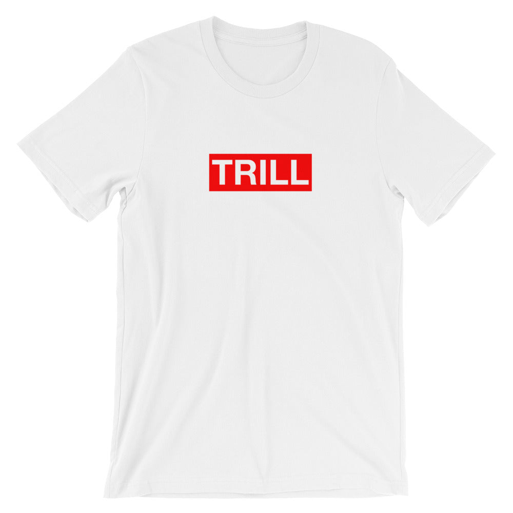 "TRILL ""Box Logo OG"" Unisex Short Sleeve T-Shirt"