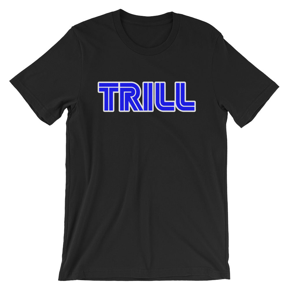 "TRILL ""16 Bit"" Unisex Short Sleeve T-Shirt Black"