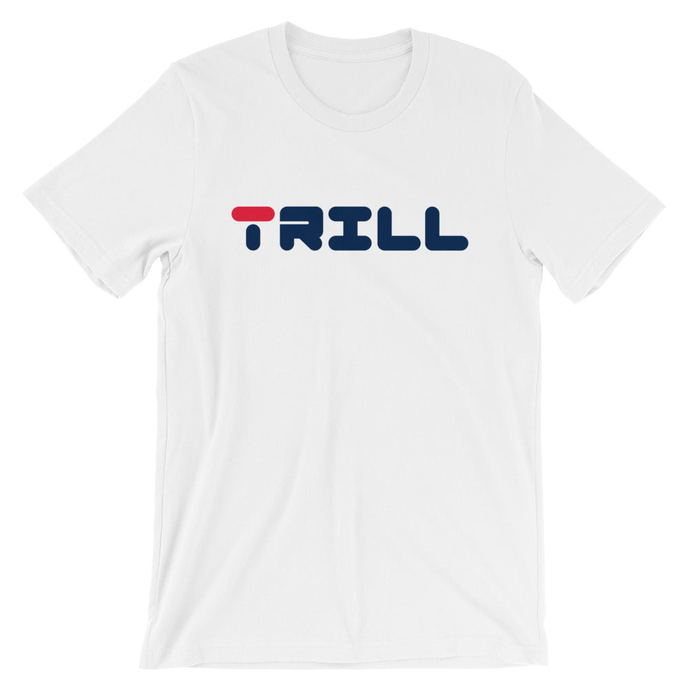 "TRILL ""Runner"" Unisex Short Sleeve T-Shirt"