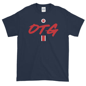OTG Classic Short-Sleeve T-Shirt Navy-Blue