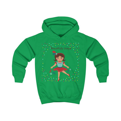 BEAUTIFULLY UNIQUE GIRLS HOODIE