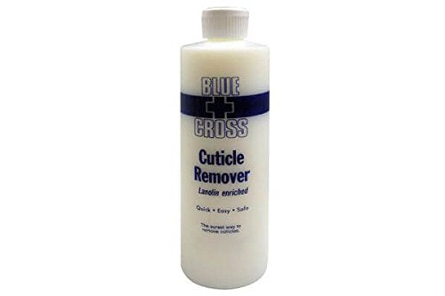 Pack Blue Cross Cuticle Remover
