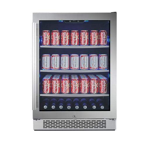 Avallon ABR241SGRH Built Beverage Cooler