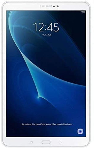 Samsung Galaxy Tablet White SM T580