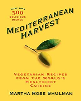 Mediterranean Harvest Vegetarian Recipes Healthiest ebook