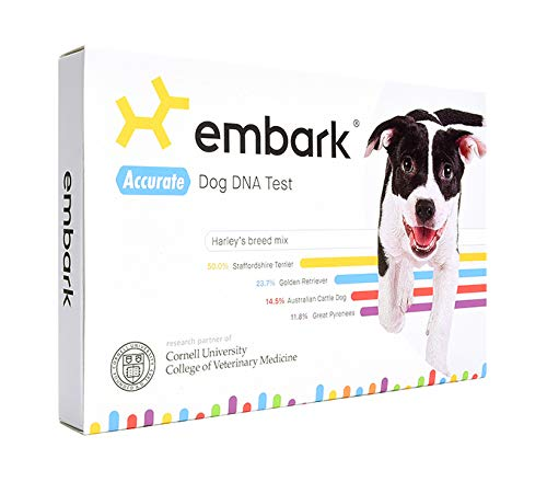 Embark Identification Results Genetic Markers