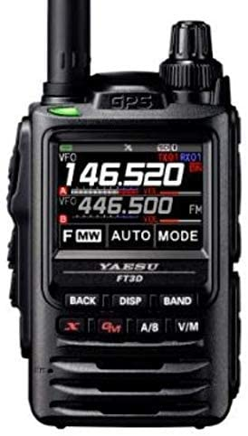 Yaesu FT 3DR Digital Transceiver Display