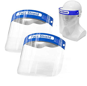 All Round Protection Lightweight Transparent Adjustable