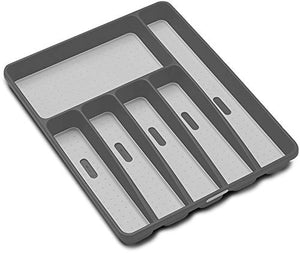 madesmart Classic Large Silverware Tray