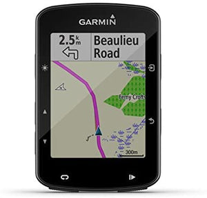 Garmin Cycling Computer Competing Navigation