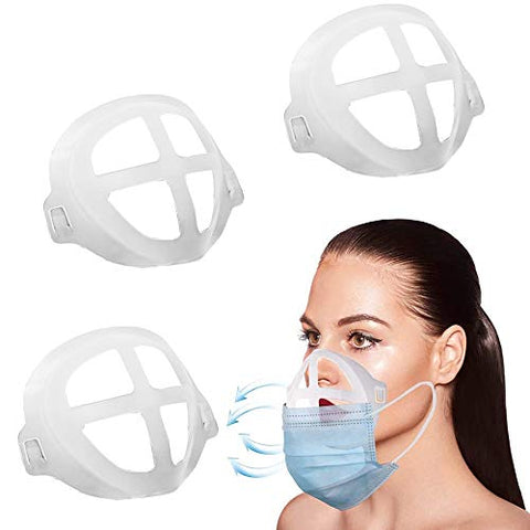 Image of Comfortable Breathing Silicone Protector Translucent