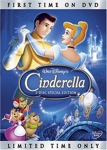 Cinderella Two Disc Special Ilene Woods