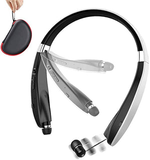 Bluetooth Lightweight Retractable Headphones Cancelling