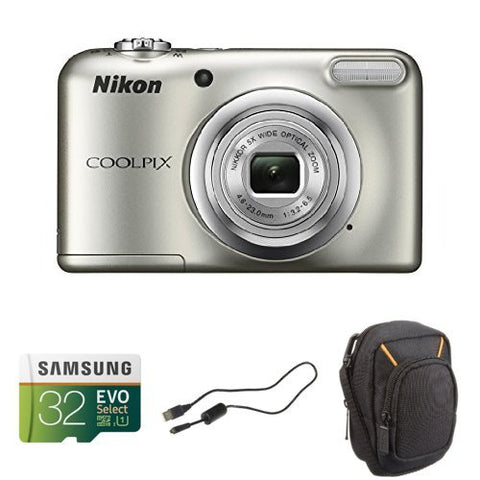 Nikon COOLPIX A10 Starter Bundle