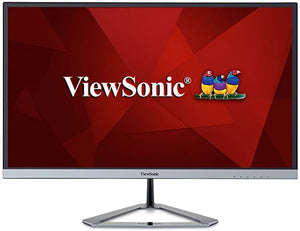 ViewSonic VX2476 SMHD Frameless Widescreen DisplayPort